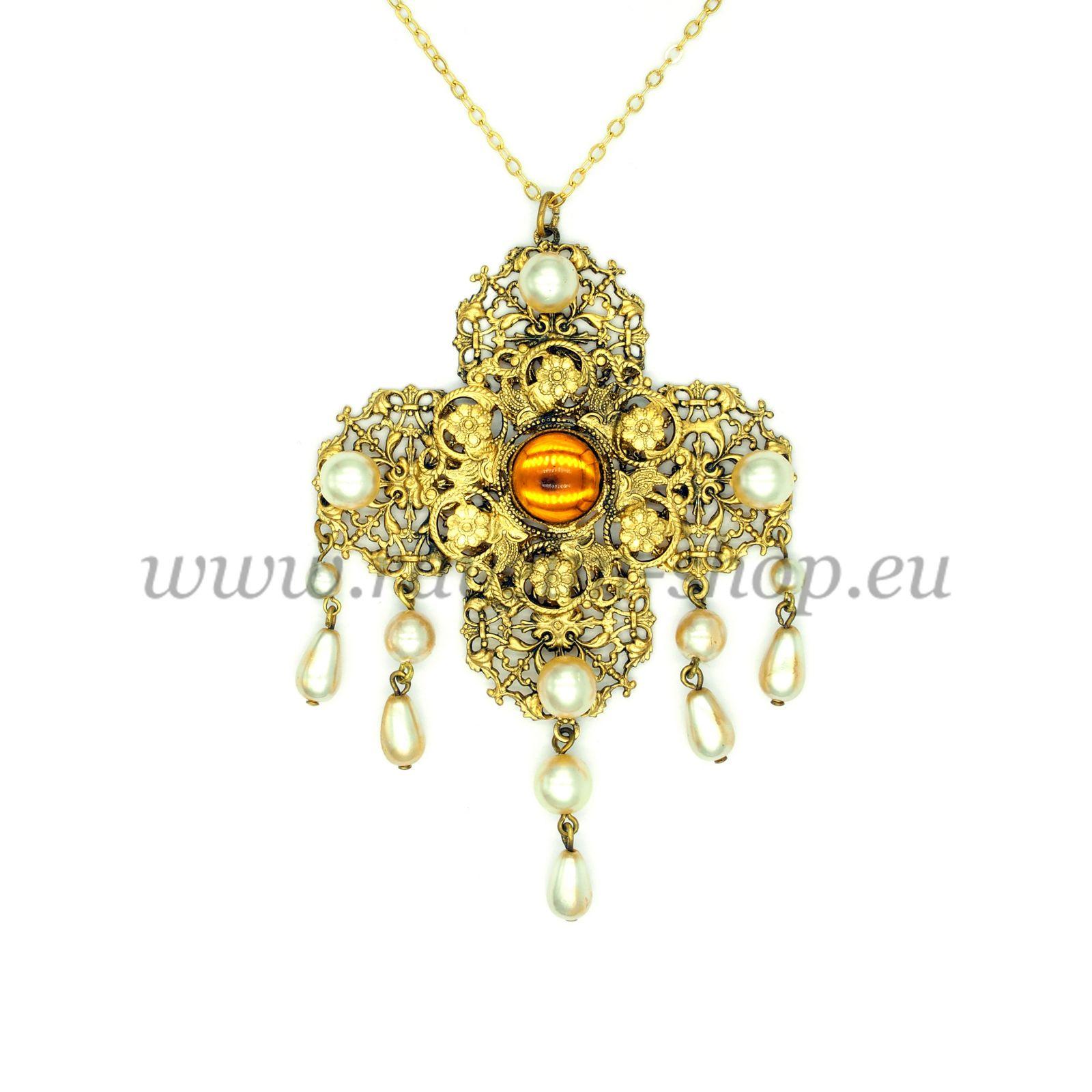 náhrdelník s přívěskem (L)
